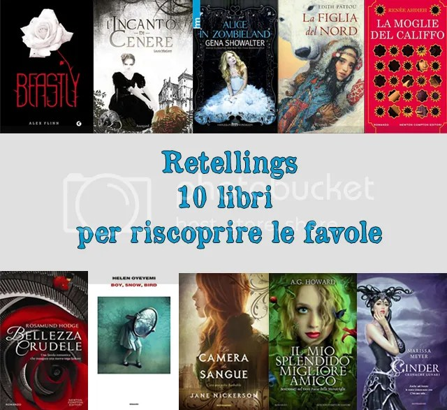 Retellings: per riscoprire le favole