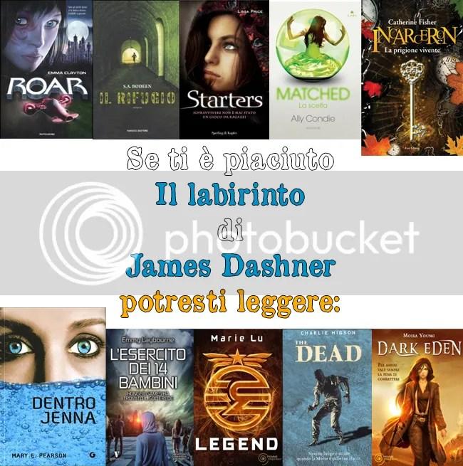 Il labirinto di James Dashner