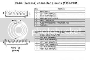 2002 Chrysler sebring stereo wiring diagram