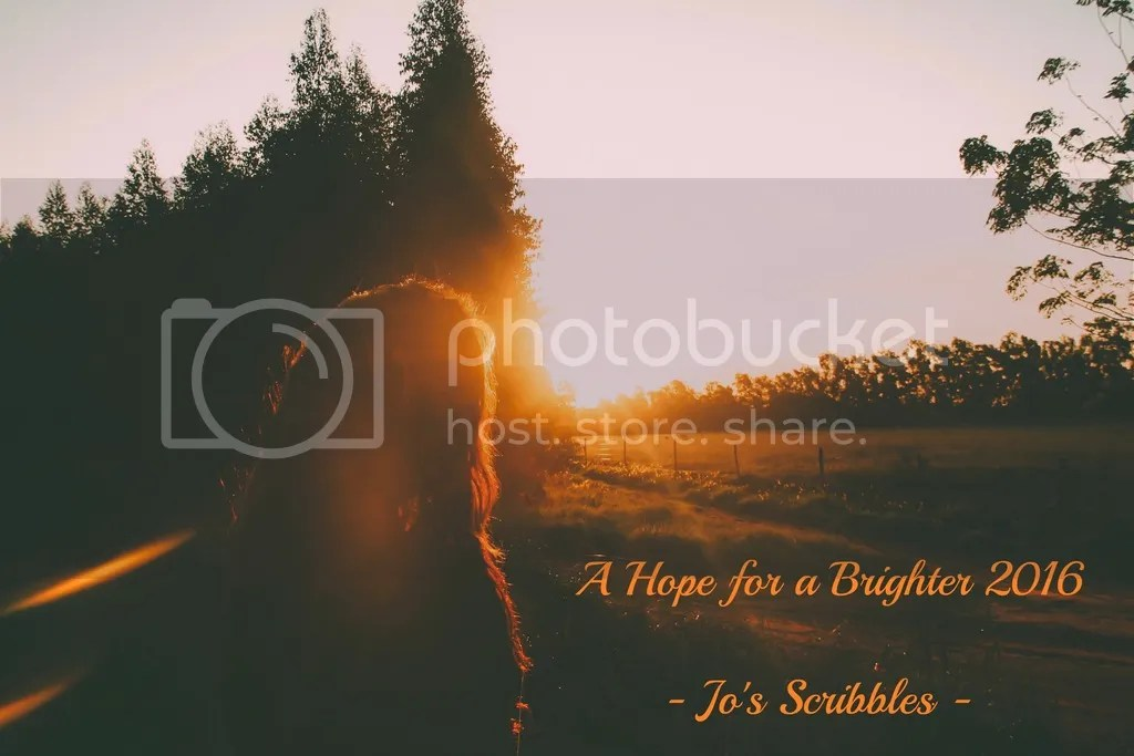 A Hope for a Brighter 2016