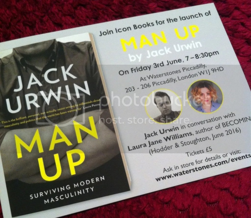 Man Up Launch