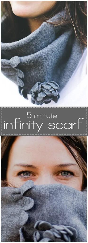 5minuteinfinityscarf