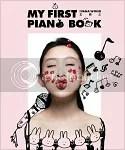 《My First Piano Book》琴譜+鋼琴演奏CD