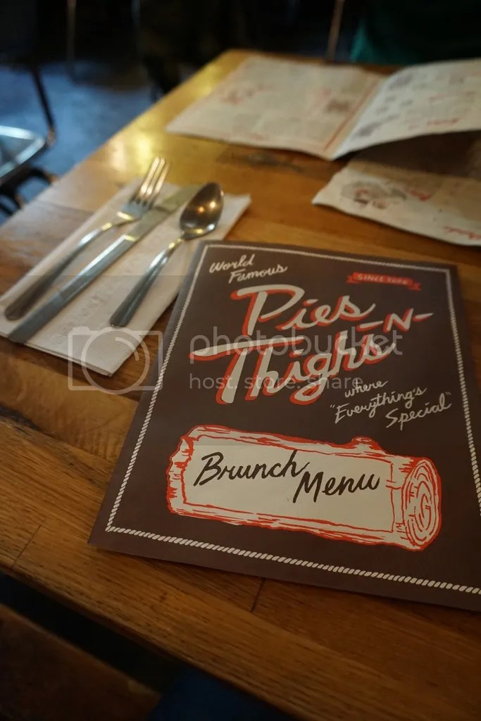 Pies n Thighs Brooklyn - Snapchat Travel Planning