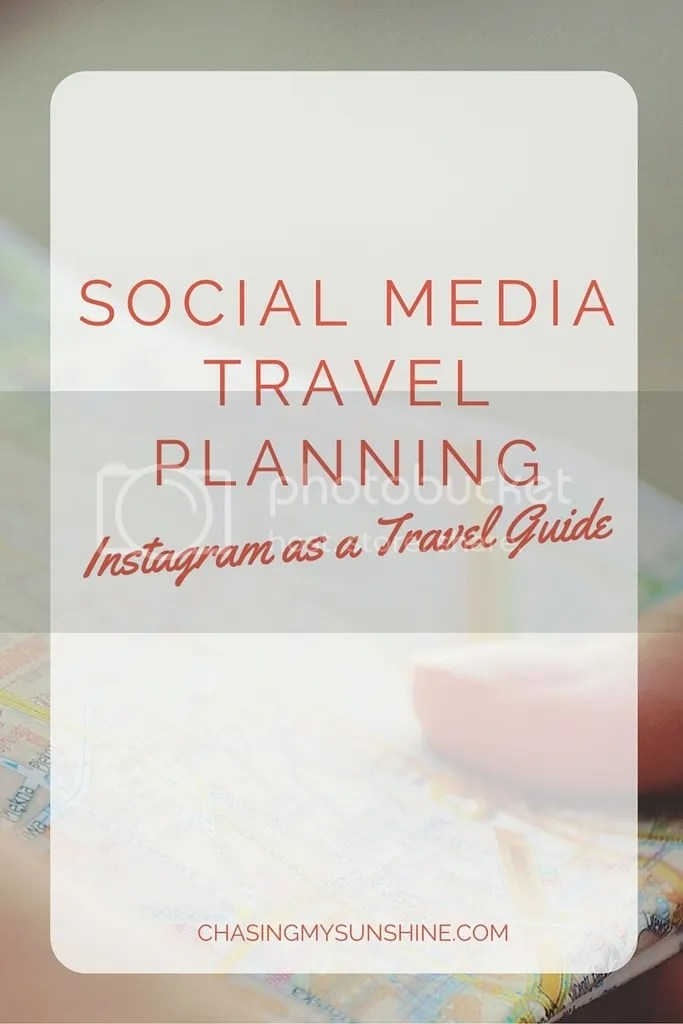 Did you know social media can be a GREAT tool for travel planning? This post has ideas for ways to use Instagram as a travel guide. Get social and start planning your travels today!