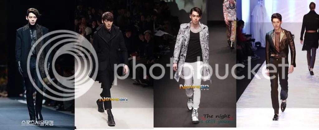 Image result for kim woo bin korea's next top model