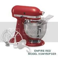 Kitchenaid Stand Mixer Pictures, Images and Photos