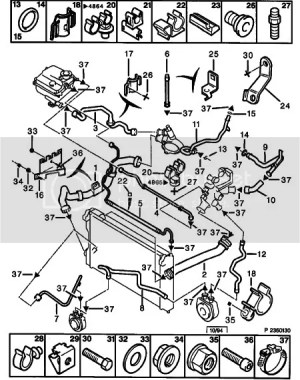 21 Cooling System DiagramPhoto  French Car Forum