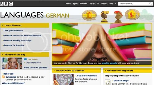 Language Sites