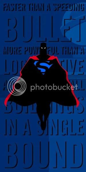 superheroes minimal