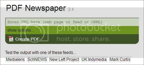 PDF Newspaper