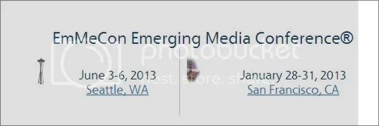 EmMeCon Emerging Media Conference