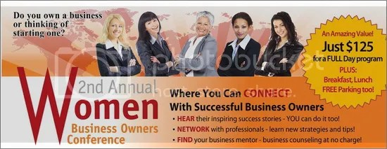Women Business Owners Conference