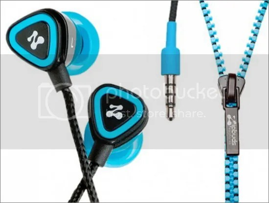 Juicebuds Tangle-Free Ear Bud Headphones