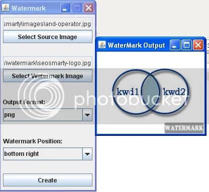 WaterMark 0.0.1