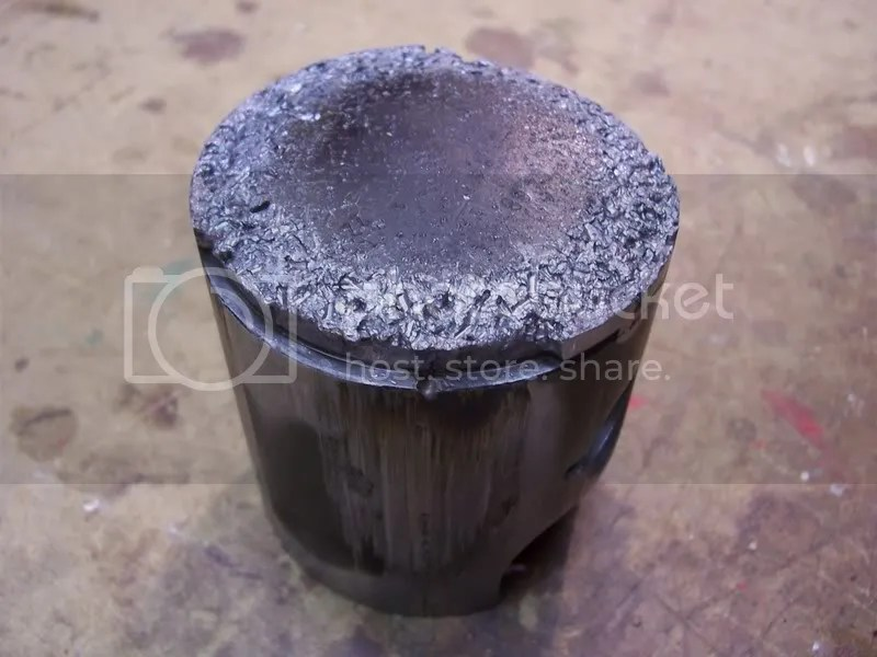 Image result for detonation on piston