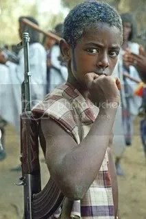 child soldier Sudan
