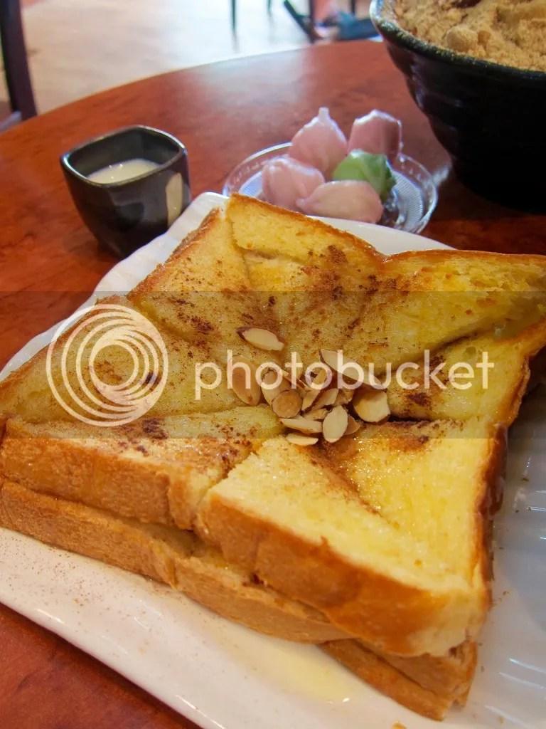 Nunsongyee Cinnamon Injeolmi Toast