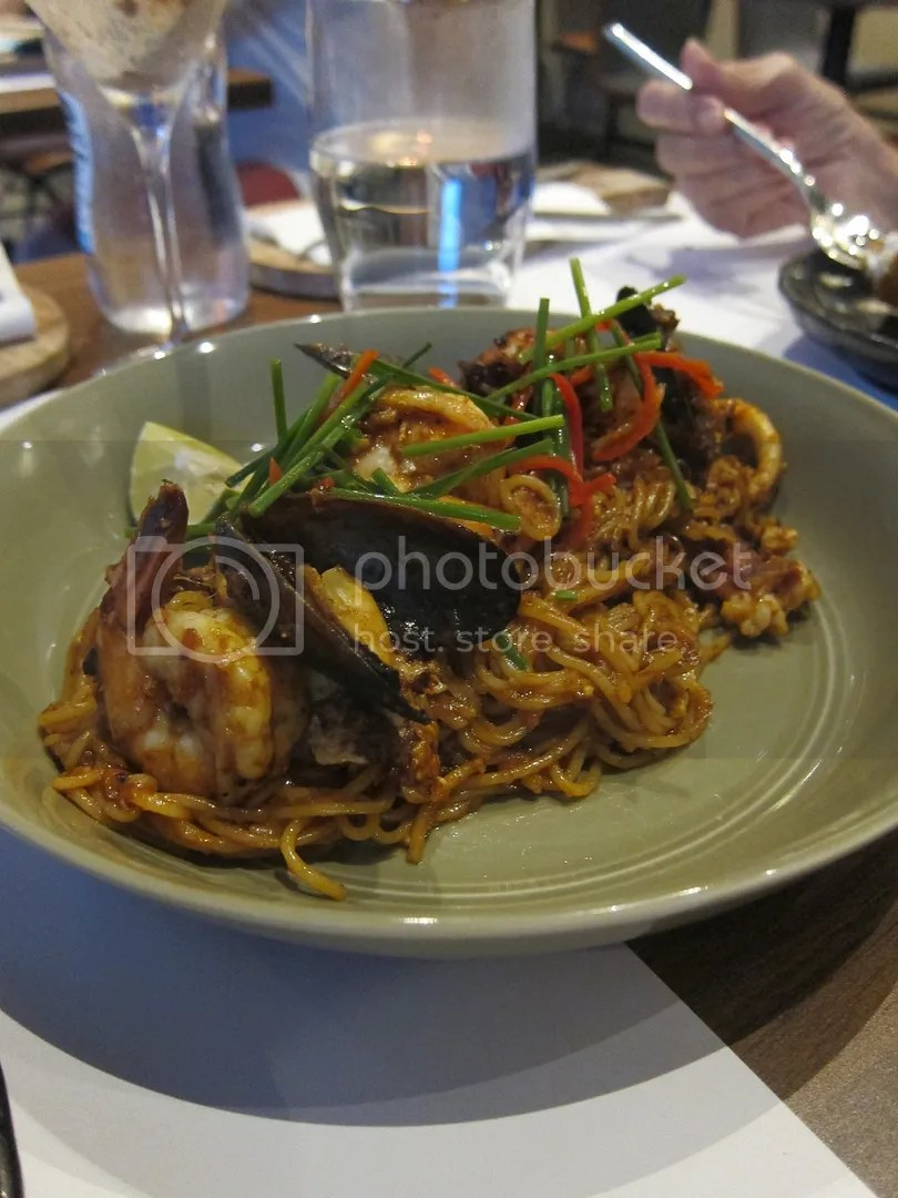 Lighthouse Bistro Malaysian Angel Hair
