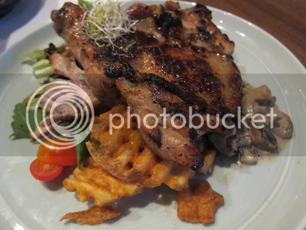 Lighthouse Bistro Honey Charred Chicken