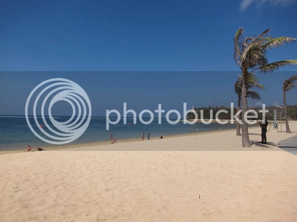 Bali Nusa Dua Geger Beach