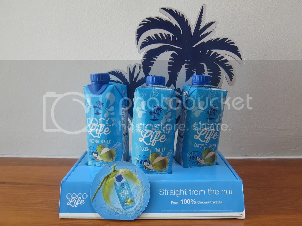 CocoLife Coconut Water