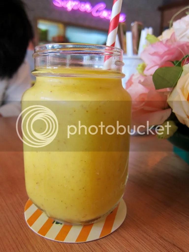 Super Loco Mango Smoothie