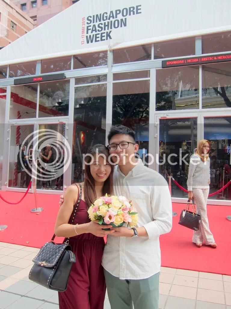 Singapore Fashion Week 2015