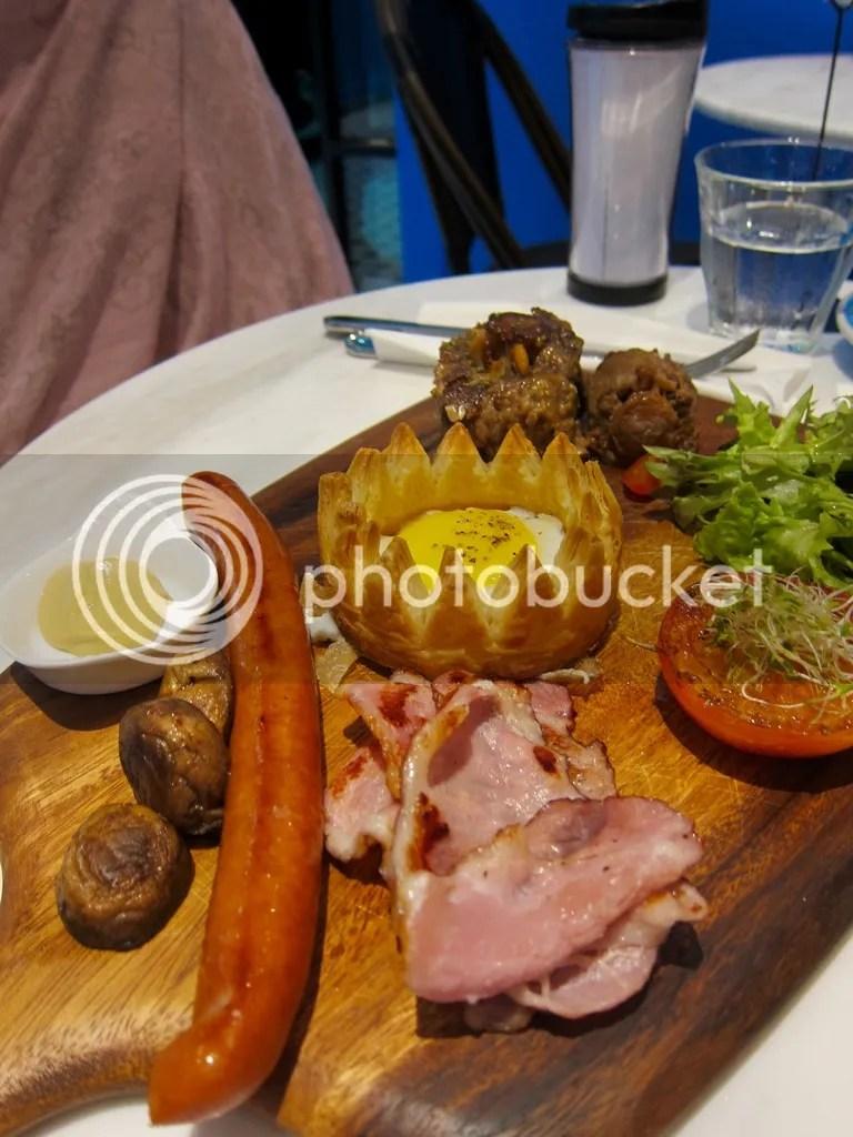 Crown Bakery & Cafe Crown Breakfast