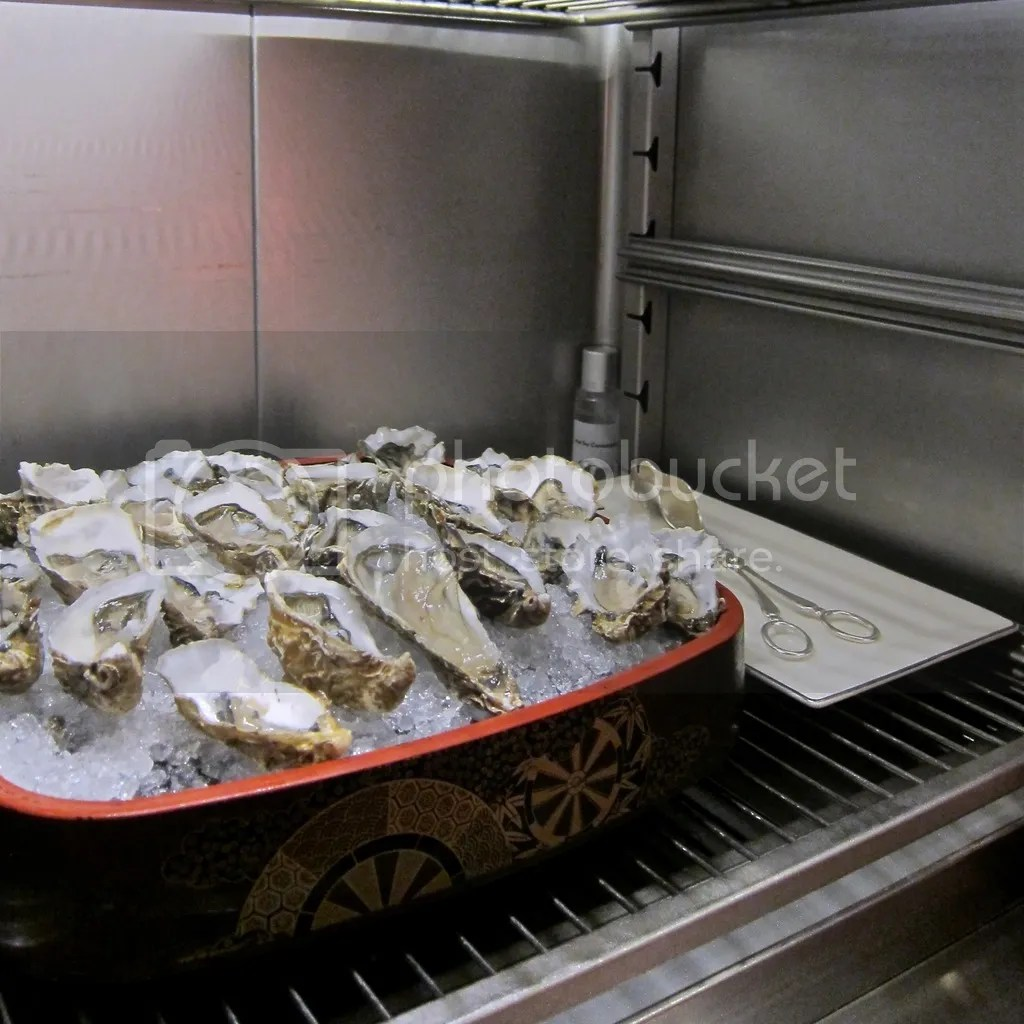 10 Scotts High Tea Shucked Oysters