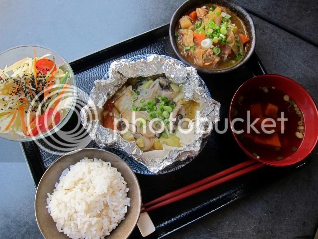IPPIN Cafe Bar Grilled Oyster set
