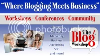blog workshop community bloggers