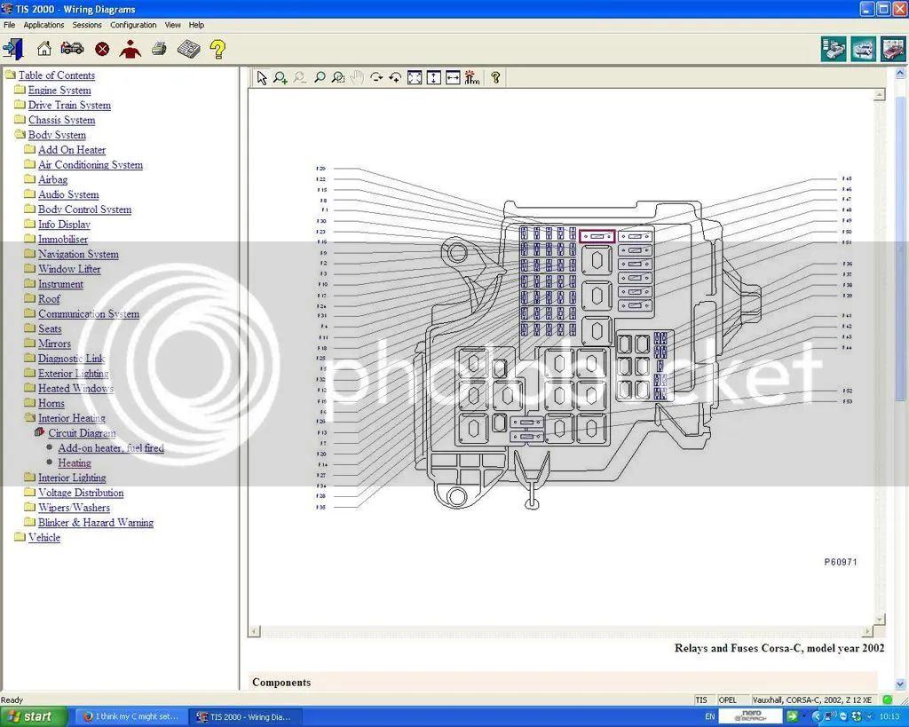 [wrg-4423] vauxhall meriva fuse box diagram