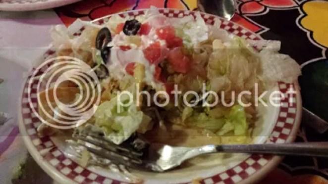 at mimis table red iguana combo plate beef tostada red iguana westward ho salt lake city utah