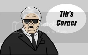 Just the Tib's Corner Logo, mediocre, I know