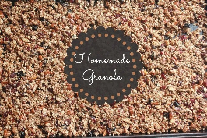 Homemade Granola recipe ideas, homemade granola, recipe, cooking with kids, food traditions, fussy easters