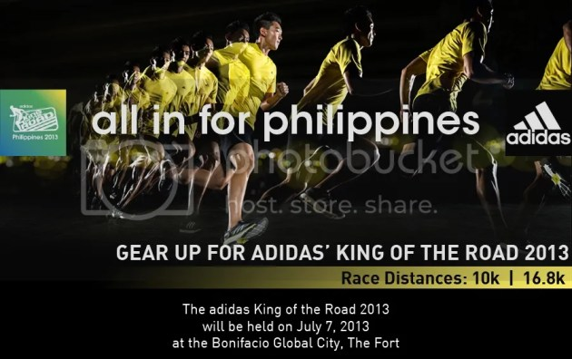 Adidas King of the Road