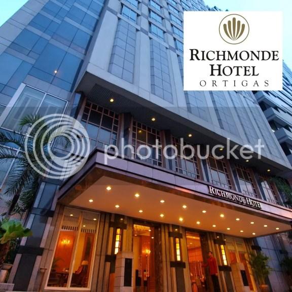 Richmonde Hotel Ortigas Father's day promo