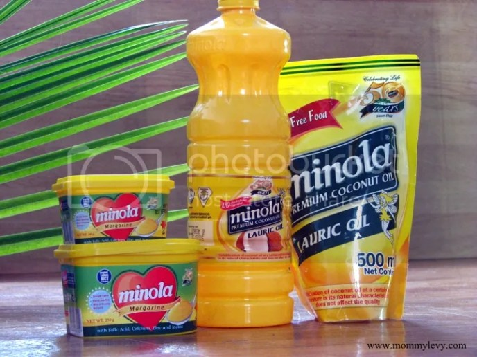Minola Lauric Oil