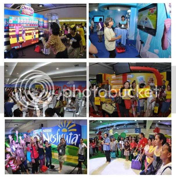 Nestle Choose Wellness Expo