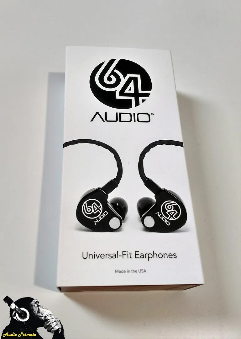 64 Audio U8 – bass over APEX – Audio Primate