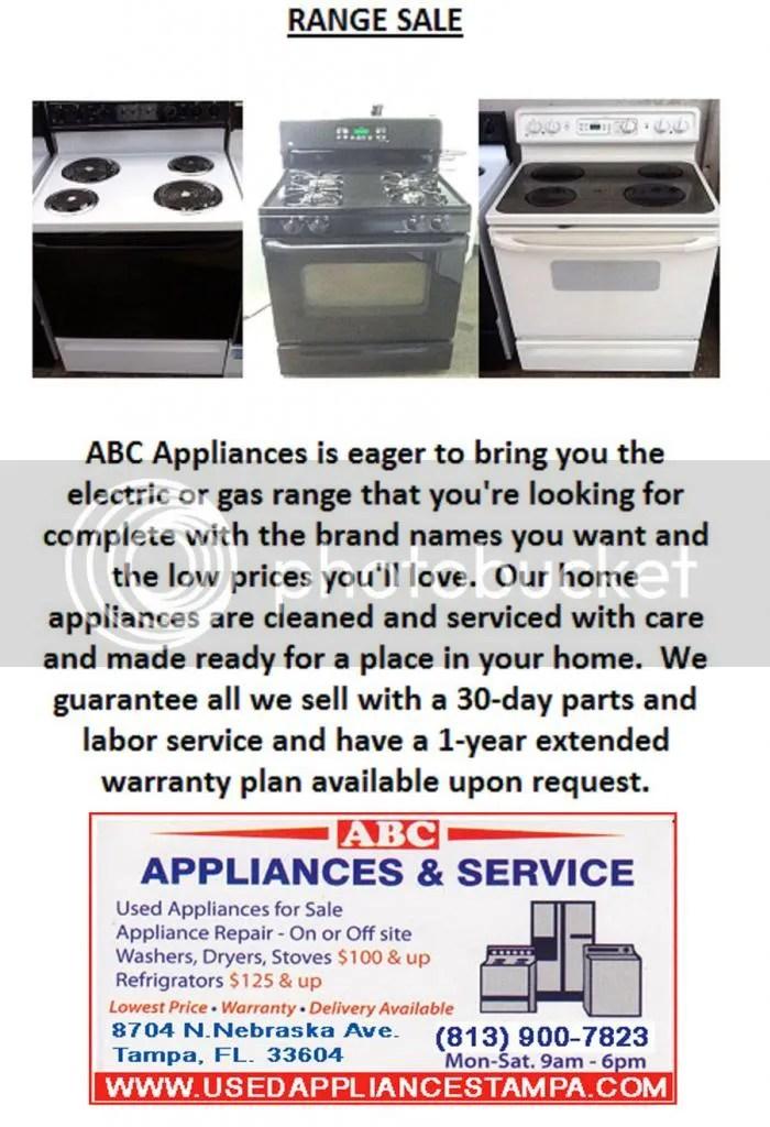 tappan ovens appliances ranges