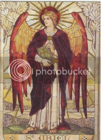 Uriel es el eslabón de la humanidad a los reinos espirituales ARCANGELURIEL