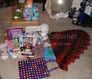 My reveal package