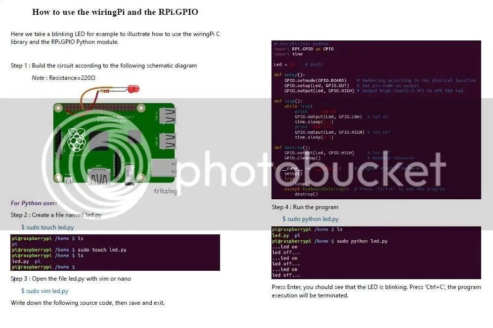 Adeept Super Starter Kit For Raspberry Pi 3 Pi 2 Model B
