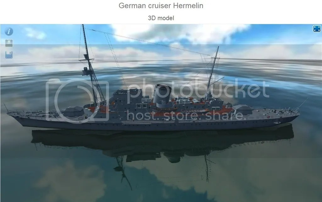 Hermelin & Dresden – New German Cruisers in WoWS (stats