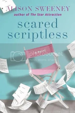 Scared Scriptless by Alison Sweeney Book Cover