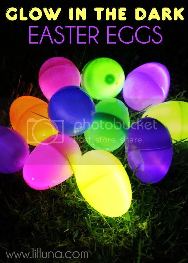 25 SPRING-ish #Easter Egg Ideas