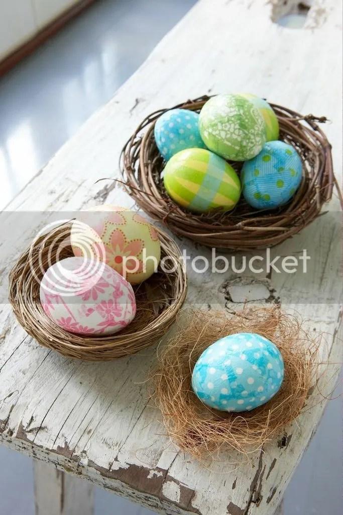 25 SPRING-ish Egg Ideas #Easter