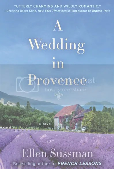 A Wedding in Provence by Ellen Sussman Book Cover